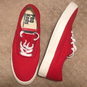 Ked Shoes Red Size 7